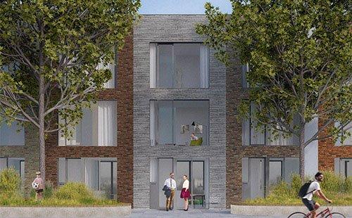 Groot Genoeg, conceptwoning, Woningontwerp, vrije kavels, huis, zelfbouw architect, Studio Komma, Den Haag, zelfbouw